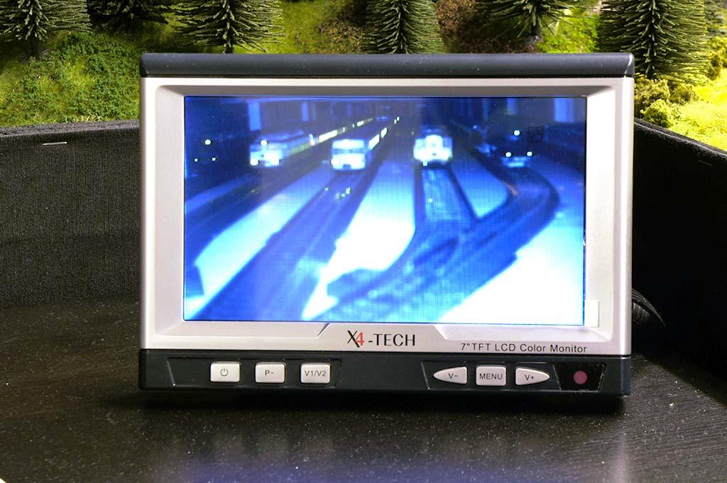 Monitor di sorveglianza