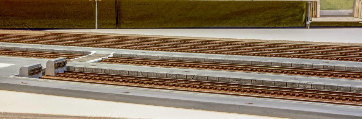 Banchina ferroviaria