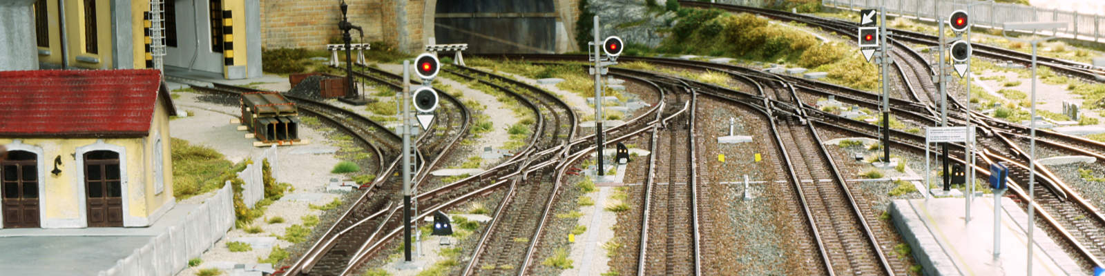 Foto Nuovo Plastico ferroviario Buzzaceto