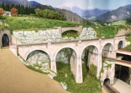 Panoramica del main bridge