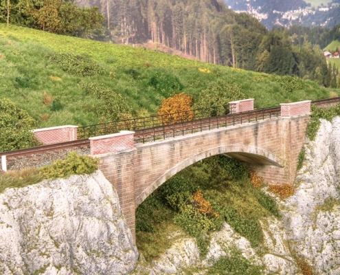 Il viadotto secondario
