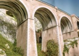 Il ponte da sotto