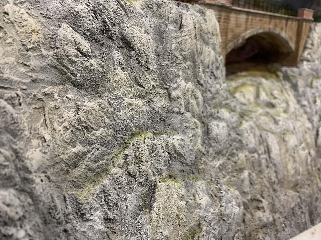 Colorazione rocce
