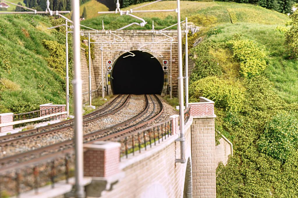 Tunnel Buzzaceto Ovest