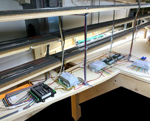 Impianto elettrico - Decoders