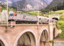 E494 Mercitalia Rail
