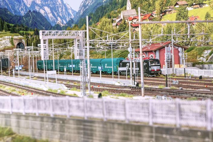 Vectron Mercitalia Rail