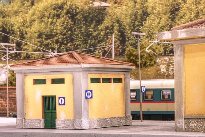 Aln668 in stazione
