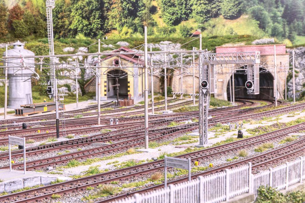 Stazione di Buzzaceto lato Est