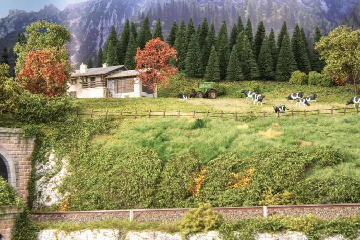 Baita di montagna a Buzzaceto