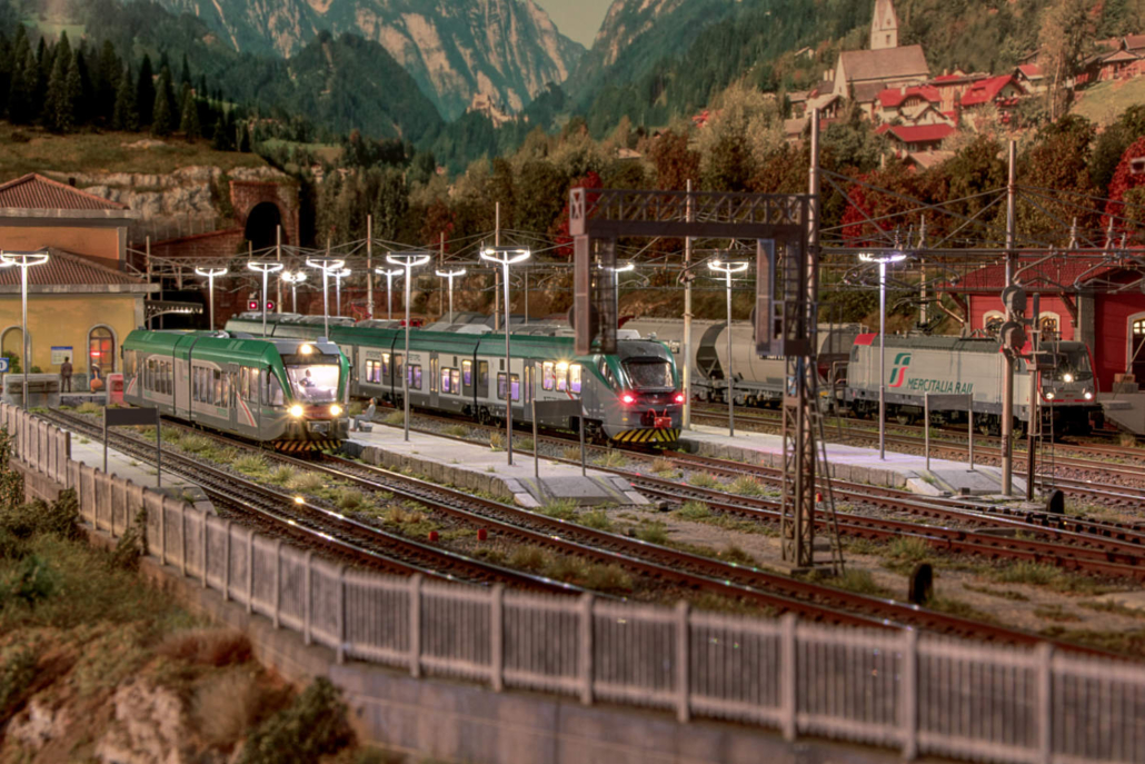 Treno ATR115 e ETR425 Trenord